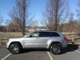2017 Billet Silver Metallic Jeep Grand Cherokee Limited 4x4 #117679986
