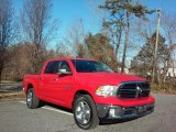 2017 Ram 1500 Flame Red