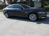 2013 Stratus Grey Metallic Jaguar XF 3.0 #117680352