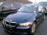 2006 Mystic Blue Metallic BMW 3 Series 325i Sedan #117680185