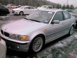 2003 Titanium Silver Metallic BMW 3 Series 330i Sedan #117680182