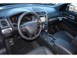 2017 Ford Explorer Limited Dashboard