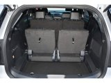 2017 Ford Explorer Limited Trunk