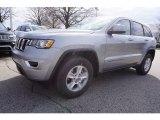 2017 Billet Silver Metallic Jeep Grand Cherokee Laredo #117705718