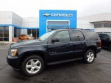 2009 Dark Blue Metallic Chevrolet Tahoe LT 4x4 #117705794