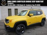 2017 Solar Yellow Jeep Renegade Altitude 4x4 #117705684