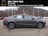 2017 Magnetic Ford Fusion SE AWD #117727259