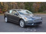2017 Magnetic Ford Fusion SE #117727477