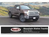 2017 Sunset Bronze Mica Toyota Tundra Limited Double Cab 4x4 #117727177