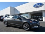 2017 Magnetic Ford Fusion SE #117727352