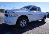 2017 Bright White Ram 1500 Express Quad Cab 4x4 #117727339