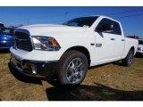 2017 Bright White Ram 1500 Big Horn Quad Cab #117727333