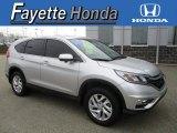 2016 Alabaster Silver Metallic Honda CR-V EX AWD #117727519