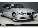 2013 Glacier Silver Metallic BMW 3 Series 320i Sedan #117754422