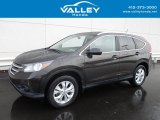 2014 Kona Coffee Metallic Honda CR-V EX-L AWD #117761528