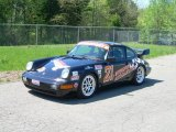 1990 Porsche 911 Carrera Coupe Race Car Data, Info and Specs