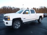 2017 Summit White Chevrolet Silverado 2500HD High Country Crew Cab 4x4 #117773468