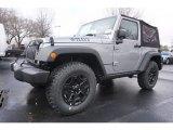 2017 Billet Silver Metallic Jeep Wrangler Sport 4x4 #117773386