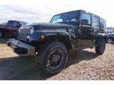 2017 Black Jeep Wrangler Unlimited Sahara 4x4 #117773383