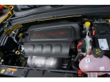 2017 Jeep Renegade Latitude 2.4 Liter DOHC 16-Valve VVT 4 Cylinder Engine