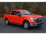 2016 Race Red Ford F150 XLT SuperCrew #117773538