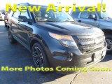 2014 Tuxedo Black Ford Explorer Sport 4WD #117773529