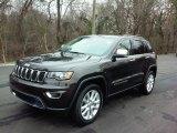 2017 Jeep Grand Cherokee Luxury Brown Pearl