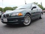 2000 Fern Green Metallic BMW 3 Series 328i Sedan #1152428