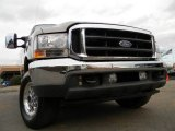 2004 Arizona Beige Metallic Ford F250 Super Duty Lariat Crew Cab 4x4 #117773485