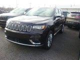 2017 Luxury Brown Pearl Jeep Grand Cherokee Summit 4x4 #117792698