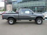 Dark Gray Metallic Toyota Pickup in 1994