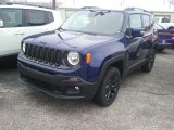 2017 Jetset Blue Jeep Renegade Altitude 4x4 #117792682