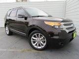 2013 Kodiak Brown Metallic Ford Explorer XLT #117792618