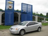 2007 Ultra Silver Metallic Chevrolet Cobalt LS Coupe #11763257