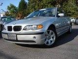 2005 Titanium Silver Metallic BMW 3 Series 325i Sedan #1152493