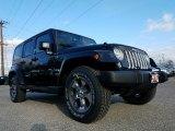 2017 Black Jeep Wrangler Unlimited Sahara 4x4 #117792469