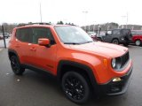 2017 Jeep Renegade Omaha Orange