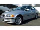2000 Titanium Silver Metallic BMW 3 Series 328i Sedan #1152530