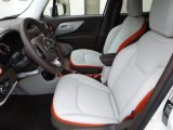 2017 Jeep Renegade Limited 4x4 Front Seat