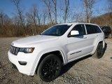 2017 Bright White Jeep Grand Cherokee Laredo 4x4 #117792592