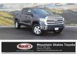 2017 Magnetic Gray Metallic Toyota Tundra SR5 CrewMax 4x4 #117792444