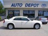 2008 Cool Vanilla White Chrysler 300 LX #11764496