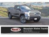 2017 Magnetic Gray Metallic Toyota Tundra SR5 Double Cab 4x4 #117826597