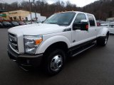 2016 Ford F350 Super Duty  King Ranch Crew Cab 4x4 DRW Data, Info and Specs