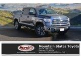 2017 Magnetic Gray Metallic Toyota Tundra SR5 CrewMax 4x4 #117841709
