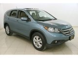 2014 Mountain Air Metallic Honda CR-V EX AWD #117841946