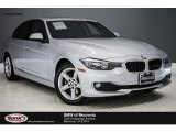 2014 Glacier Silver Metallic BMW 3 Series 320i Sedan #117841884