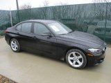 2014 Jet Black BMW 3 Series 320i xDrive Sedan #117867504