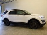 2017 White Platinum Ford Explorer XLT 4WD #117867332