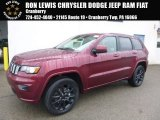 2017 Velvet Red Pearl Jeep Grand Cherokee Laredo 4x4 #117867292